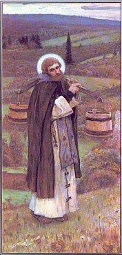 Нестеров - Труды преподобного Сергия